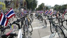 Punte di riciclaggio della Tailandia video d archivio