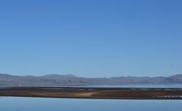 Puntello del lago immagine stock