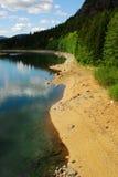 Puntello del lago Buttle Immagini Stock