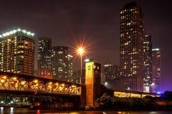Puntello del lago chicago Immagine Stock Libera da Diritti