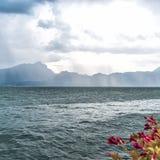 Puntello del lago Garda Immagini Stock Libere da Diritti