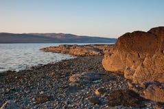 Puntello keal del Na del Loch Fotografia Stock Libera da Diritti