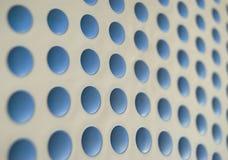 Punti blu Fotografie Stock Libere da Diritti