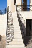 Punti che conducono al memoriale di guerra maltese Fotografia Stock