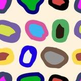 Punti di colore royalty illustrazione gratis