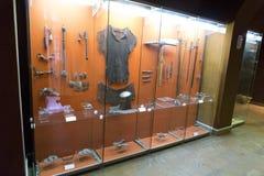 Punti di riferimento di Alba Iulia - museo del sindacato Immagine Stock Libera da Diritti