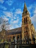 Punti di riferimento della Scozia - Glasgow Landmarks fotografia stock libera da diritti