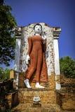 Punti di riferimento della Tailandia nella città antica di Bangkok Fotografia Stock