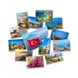 Punti di riferimento della Turchia Fotografia Stock Libera da Diritti