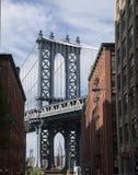 Punti di riferimento di NYC Fotografia Stock