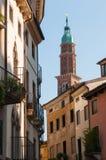 Punti di riferimento di Vicenza Immagine Stock Libera da Diritti