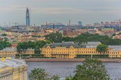 Punti di riferimento St Petersburg, Russia fotografie stock