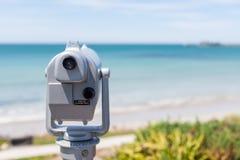 Punti di vista binoculari del fatato della porta Fotografia Stock Libera da Diritti