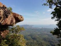 Punti di vista intorno alla città di Krabi immagine stock