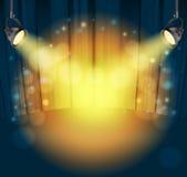 punti luminosi royalty illustrazione gratis