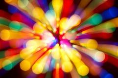 punti Molto-colorati Fotografia Stock Libera da Diritti
