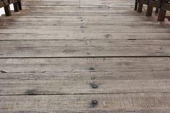 punti Scala di legno Punti di legno immagine stock