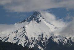 puntiagudo volcan Zdjęcia Royalty Free