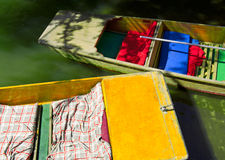 Punting Royalty Free Stock Images