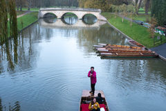 Punting Stock Images