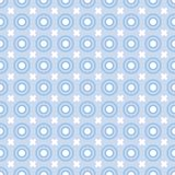 Puntini blu Fotografia Stock