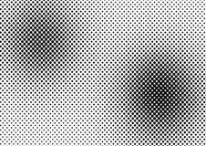 Puntini del semitono di vettore illustrazione vettoriale