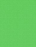 Puntini di Polka verdi Immagini Stock