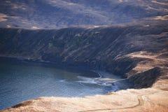 Punto Alaska della sabbia Fotografie Stock