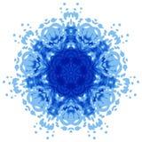 Punto azul abstracto fondos Fotos de archivo libres de regalías