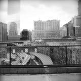 Punto cero, Nueva York Foto de archivo libre de regalías