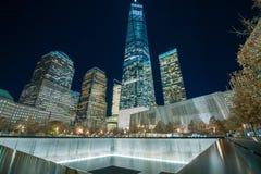 Punto cero Nueva York Imagen de archivo