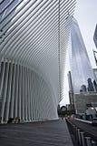 Punto cero, NYC Foto de archivo libre de regalías