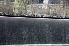 Punto cero WTC Imágenes de archivo libres de regalías