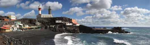 Punto de Fuencaliente, La Palma Stock Photography