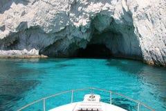 Punto de Grecia Foto de archivo libre de regalías