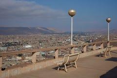 Punto de opinión de Arica Fotos de archivo libres de regalías