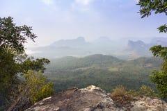Punto de opinión de la colina Foto de archivo libre de regalías