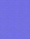 Punto de polca azul y púrpura Imagen de archivo