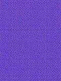 Punto de polca rosado y púrpura Foto de archivo