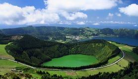 Punto de vista Azores 04 Imágenes de archivo libres de regalías