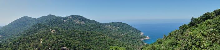 Punto de vista de Koh Tao imagen de archivo
