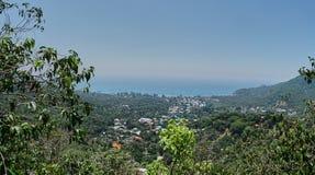 Punto de vista de Koh Tao Fotografía de archivo