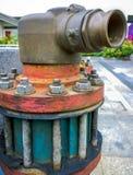 Punto del abastecimiento de agua Fotos de archivo