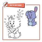 Punto del conejo a puntear libre illustration