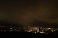 Punto del trigliceride su poco bagno di trascuratezza della collina di Solsbury Fotografie Stock
