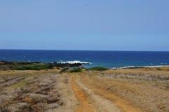 punto dell'Hawai del sud Immagini Stock Libere da Diritti