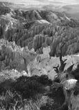 Punto di Bryce, canyon di Bryce immagine stock