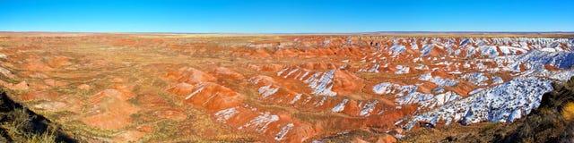 Punto di Kachina, deserto verniciato immagini stock libere da diritti