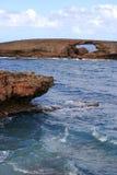 Punto di Laie, Hawai Fotografie Stock