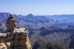 Punto di Moran, grande canyon fotografie stock libere da diritti